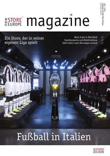 Fußball in Italien - New Store Europe