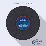 Flex HR Employer of Record