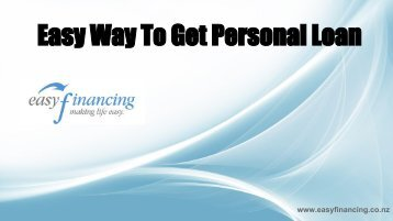Where Can You Get Small Personal Loans