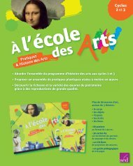 OV - Ecole des Arts-35x56.indd - Editions Sed