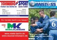 Nach - F.C. Hertha 03 Zehlendorf e.V.