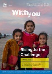 UNHCR PH - With You - Q1-2017