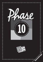 Spielanleitung zu Phase 10 downloaden - Spielregeln