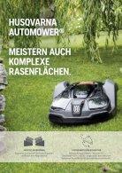 Husqvarna Automower Experten Broschüre 2017 - Page 4