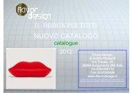 nuovo catalogo 2013 - Flavor Design
