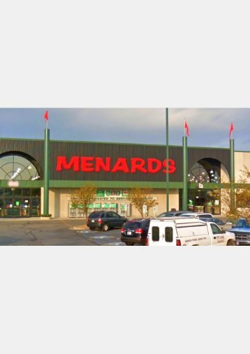 Home improvement store Menards on 5511 Meijer Dr is just 2.7 miles to the east of fort wayne cosmetic dentist Steven Ellinwood, DDS