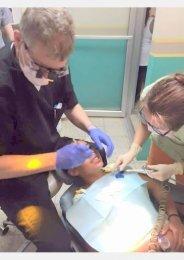 Fort Wayne dentist Steven Ellinwood, DDS at work in his dental clinic