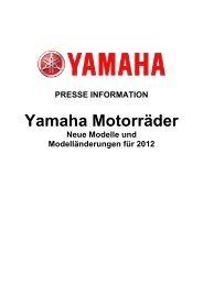 2012 YZF-R1 - Yamaha Motor Europe