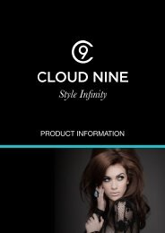 PRODUCT INFORMATION - ATS Hair Studio