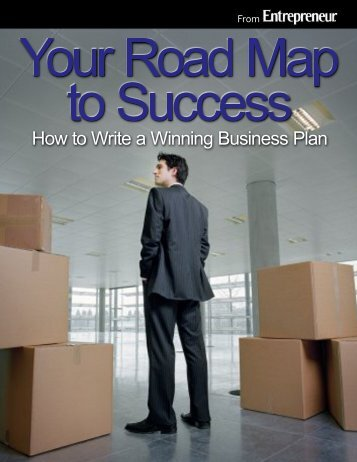 guide to creating a business plan - Paul S. Hewitt, CA