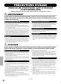 1 Appuyez sur la touche - Yamaha - Page 4