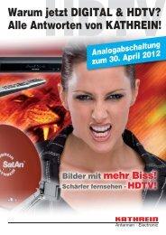 Warum jetzt DIGITAL & HDTV? - Alle Antworten von ...