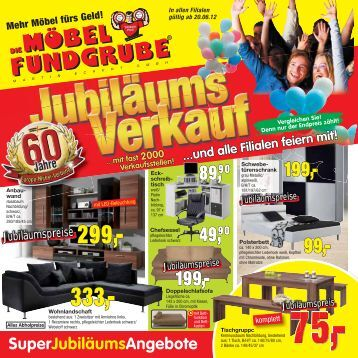 30 Monate   Möbel Fundgrube Martin Eckert GmbH