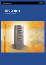 EMC Centera - Epoka Group