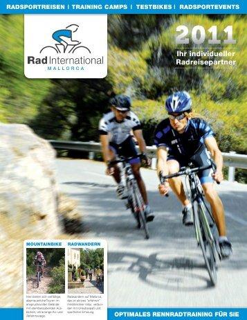 rennräder fitness- bikes - Rad International