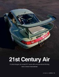 21st Century Air - Pat Williams Racing