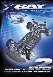 XRAY T1 EVO2.pdf - Minicars Hobby AB