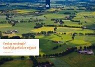 Verslag rondetafel landelijk gebied en erfgoed