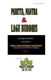 Paritta Suci Agama Buddha