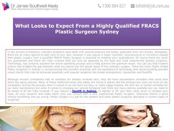 What Looks to Expect From a Highly Qualified