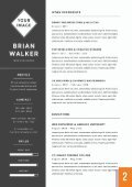 Resumes templates - Page 3