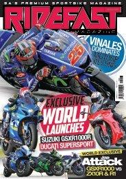 RideFast magazine March 2017 issue