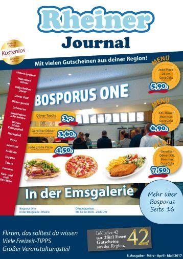 Rheiner Journal Frühjahr 2017