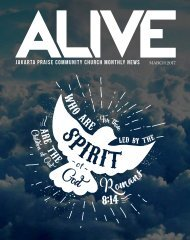 JPCC ALIVE March 2017
