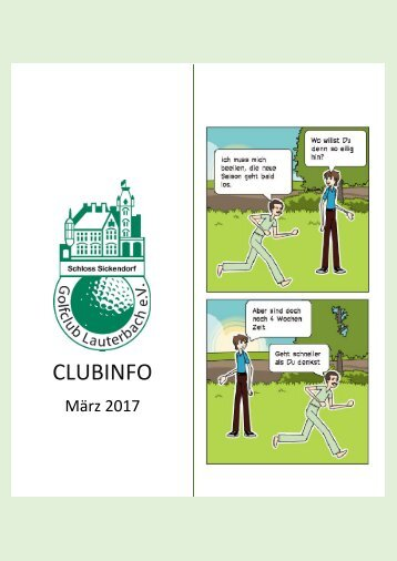 Clubinfo März 2017