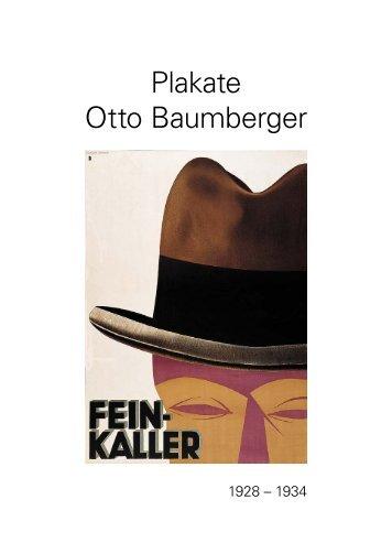 Otto Baumberger 1928-1934