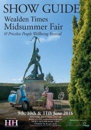 Showguide | MSF16 | Wealden Times Midsummer Fair 2016
