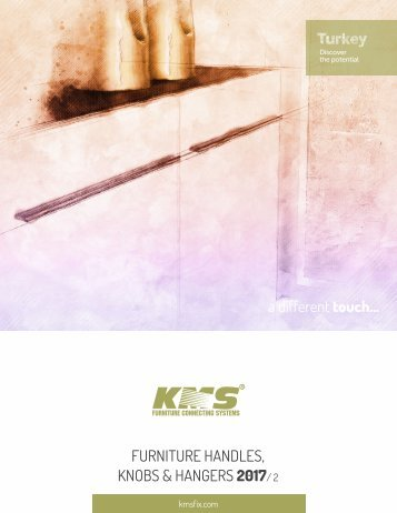 KMS - Furniture Handles, Knobs & Hangers 2017-2