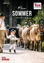 Sommer voller Feste 2019