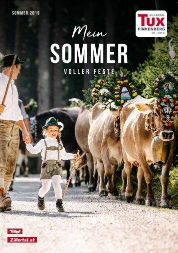 Sommer voller Feste 2018
