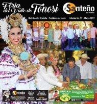 Revista El Santeno - Marzo 2017