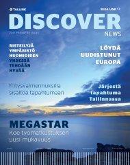 Discover News 2017