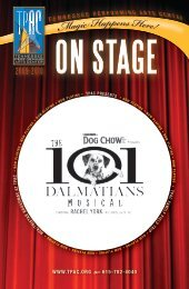 The 101 Dalmatians Musical. - Tennessee Performing Arts Center