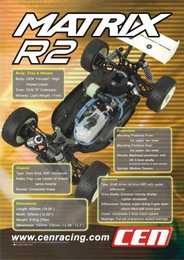 Manual - CEN Racing