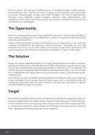 Marketing proposal - Page 5