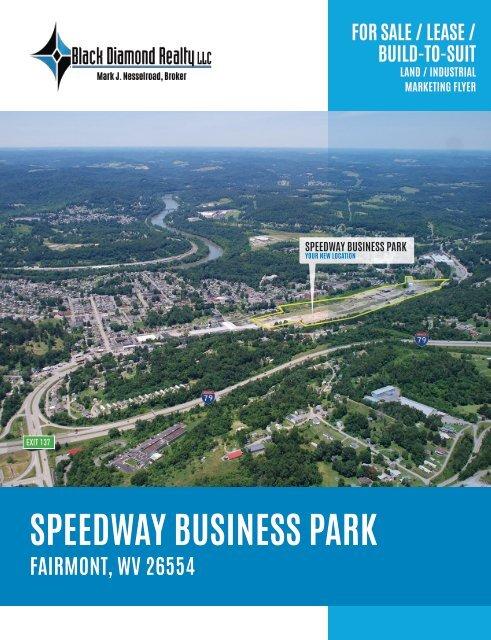 Speedway Business Park - Land/Warehouse Marketing Flyer