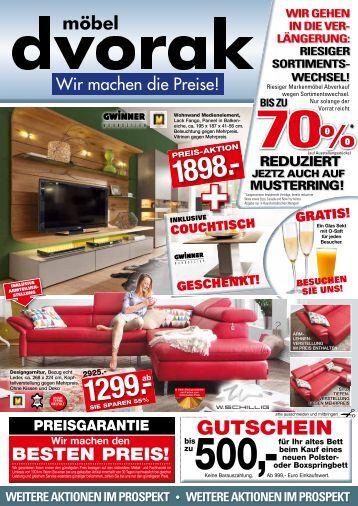 ALL 03-2017 - Dvorak Einrichtungshaus GmbH (47970) März 2017