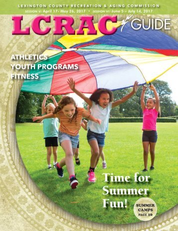 LCRAC Guide Session V & VI, 2017