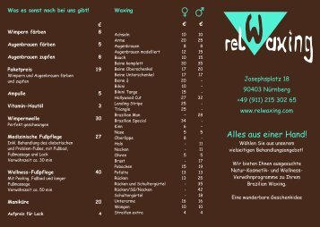 Flyer 2 2011-02-14-1.pdf - relWaxing