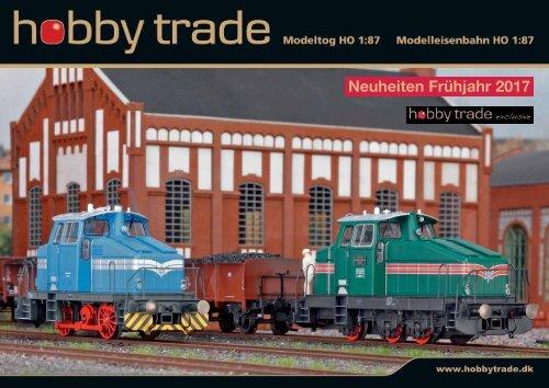 Hobbytrade-Prospekt Neuheiten-2017 Schnellschau