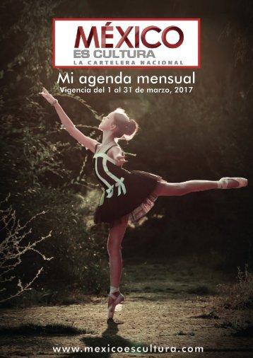 Mi agenda mensual