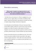 Older People in Community Hospitals Avoiding Boredom and Loneliness - Page 3
