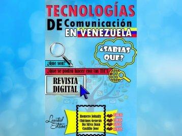 REVISTA DIGITAL, TECNOLOGÍAS DE COMUNICACIÓN.