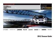 lo-res version - Porsche City Index Carrera Cup Australia