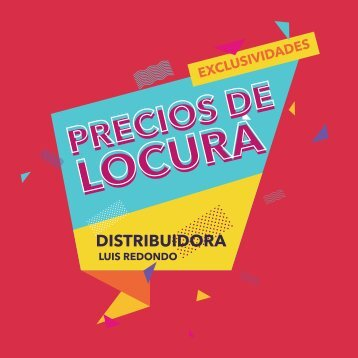 Catalogo Luis Redondo