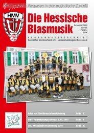 No.198 Die Hessische Blasmusik - Hessischer Musikverband